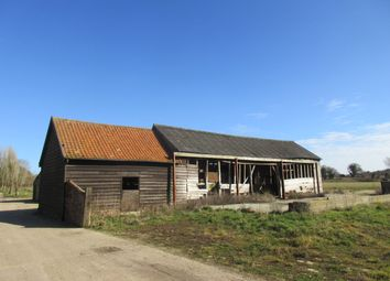 Thumbnail Barn conversion for sale in Yarmouth Road, Kirby Cane, Bungay