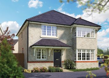 "Thumbnail 4 bed detached house for sale in ""The Canterbury"" at Cleveland Drive, Brockworth, Gloucester"