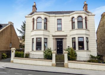 Thumbnail 4 bed flat for sale in Academy Street, Coatbridge