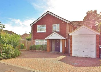 Thumbnail 4 bedroom detached house for sale in Knaphill, Woking, Surrey
