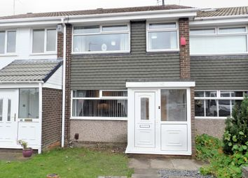 Thumbnail 3 bed terraced house for sale in Silksworth Road, Silksworth Gardens, Sunderland