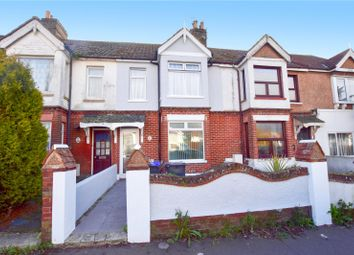 Thumbnail 3 bed detached house for sale in Sompting Road, Lancing, West Sussex
