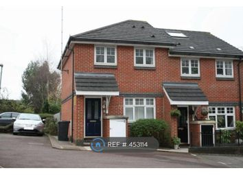 Thumbnail 2 bed end terrace house to rent in Firethorn Close, Middlesex