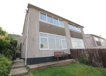Thumbnail 2 bed semi-detached house for sale in Underwood Road, Plympton, Plymouth