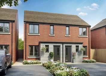 """Thumbnail 2 bed end terrace house for sale in """"The Alnwick"""" at Maldive Road, Basingstoke"""