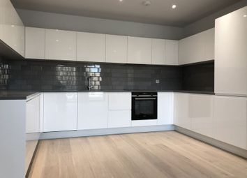 Thumbnail 3 bed flat to rent in Royal Crest Avenue, London