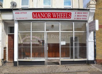 Thumbnail Retail premises for sale in Manor Road, West Ealing, Greater London.