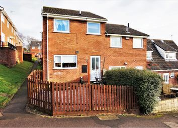 Thumbnail 3 bed semi-detached house for sale in Mill Close, Sutton-In-Ashfield