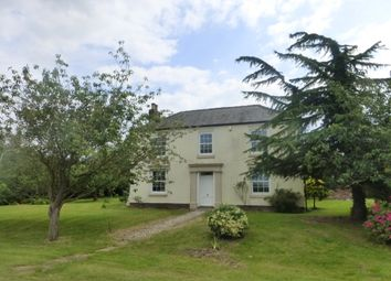 Thumbnail 4 bed detached house to rent in Carr Road, North Kelsey, Market Rasen