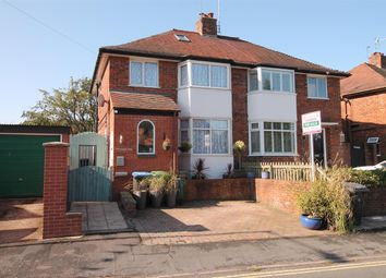 Thumbnail 3 bed semi-detached house for sale in The Mousetrap, School Road, Alcester, Alcester, Alcester