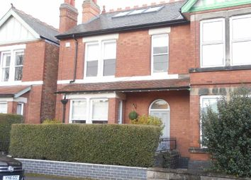 Thumbnail 5 bed semi-detached house to rent in Park Grove, Derby
