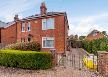 Thumbnail 3 bed semi-detached house for sale in Prospect Road, Rowledge