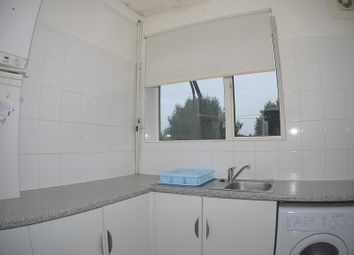 Thumbnail 3 bed maisonette to rent in Queens Parade, Brownlow Road, London.