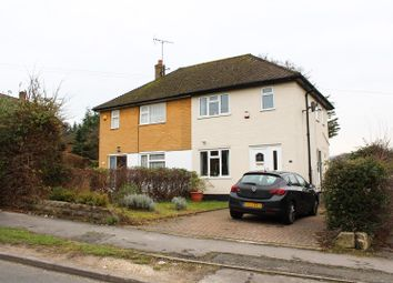 Thumbnail 2 bedroom semi-detached house for sale in Gayhurst Road, High Wycombe