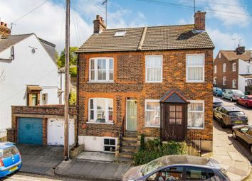 Thumbnail 3 bed semi-detached house for sale in Cannon Street, St.Albans