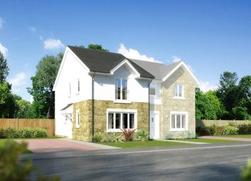 "Thumbnail 3 bed semi-detached house for sale in ""Belvoir"" at Earl Matthew Avenue, Arbroath"
