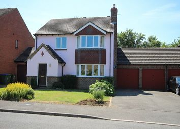 Thumbnail 4 bed property to rent in Guyhurst Spinney, Thakeham, Pulborough