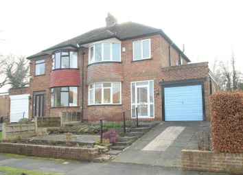 Thumbnail 3 bed semi-detached house for sale in Canterbury Road, Hale, Altrincham