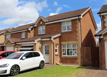Thumbnail 3 bedroom detached house for sale in Kirkwood Place, Coatbridge