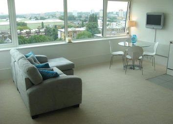 Thumbnail 2 bed flat for sale in Aragon Tower, Deptford
