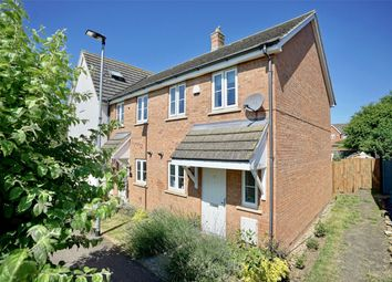 Thumbnail 2 bed end terrace house for sale in Beanfield Close, Riseley, Bedford