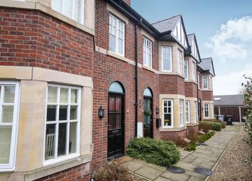 Thumbnail 3 bed terraced house for sale in Victoria Road, Macclesfield, Cheshire