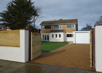 Thumbnail 5 bed detached house for sale in Lowestoft Road, Gorleston, Great Yarmouth