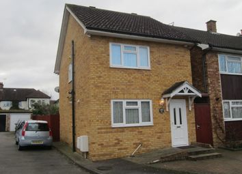 Thumbnail 1 bed detached house to rent in Blackwell Drive, Watford