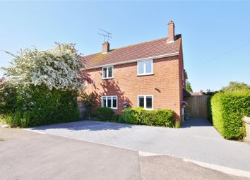 Thumbnail 4 bed semi-detached house for sale in Millfield, High Ongar, Ongar, Essex