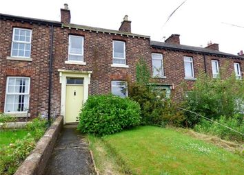 Thumbnail 3 bed terraced house for sale in London Road Terrace, Carlisle, Cumbria