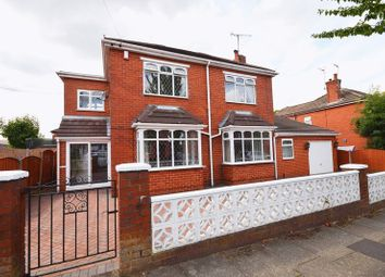 Thumbnail 3 bed detached house for sale in Louvain Avenue, Sneyd Green, Stoke-On-Trent