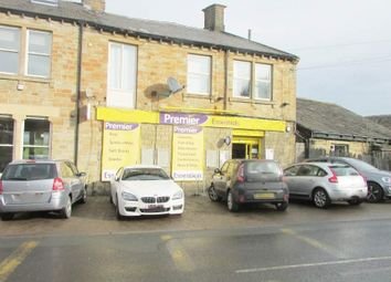 Thumbnail Retail premises for sale in Commercial Road, Skelmanthorpe, Huddersfield