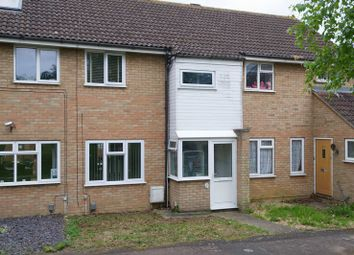 Thumbnail 3 bed terraced house for sale in Otter Way, Eaton Socon, St. Neots