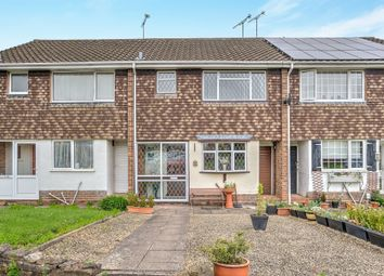 Thumbnail 3 bedroom terraced house for sale in Crabtree Close, Lodge Park, Redditch