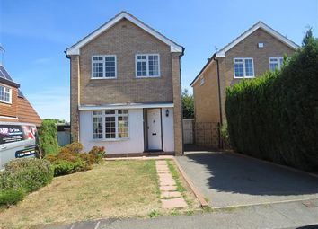 Thumbnail 3 bed detached house to rent in Edge Hill Drive, Perton, Wolverhampton