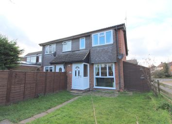 Thumbnail 1 bed semi-detached house for sale in Conway Drive, Ashford