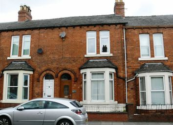 Thumbnail 3 bed terraced house to rent in Blackwell Road, Carlisle, Carlisle