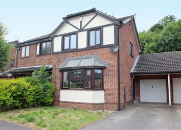 Thumbnail 3 bed semi-detached house for sale in The Elms, Colwick, Nottingham