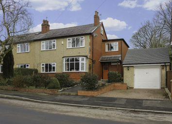 Thumbnail 4 bed semi-detached house for sale in Rydal Road, Heaton, Bolton