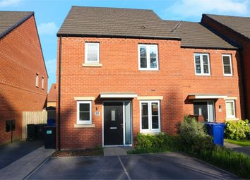 Thumbnail 3 bed end terrace house for sale in Wild Geese Way, Mexborough, South Yorkshire