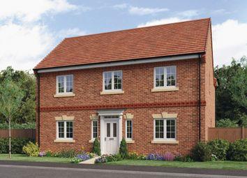 Thumbnail 4 bed detached house for sale in Luke Lane, Brailsford, Ashbourne