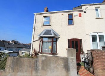 Thumbnail 3 bed terraced house for sale in Everard Street, Barry