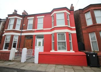 Thumbnail 4 bed semi-detached house for sale in Kimberley Avenue, Crosby, Merseyside