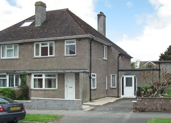 Thumbnail 3 bedroom semi-detached house to rent in 4 Lant Avenue, Llandrindod Wells, Powys