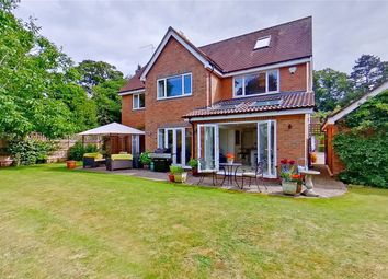 Thumbnail 6 bedroom detached house for sale in Chilterns End Close, Henley-On-Thames