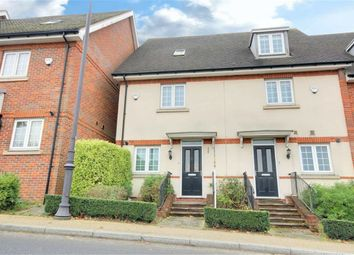 Thumbnail 3 bed terraced house to rent in Watford Road, Elstree, Borehamwood