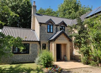 Thumbnail 5 bed detached house for sale in ., Thorpe Market, Norwich
