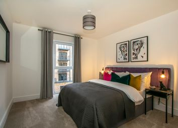 Thumbnail 1 bed flat for sale in 122 Riverside Quay, Endle Street, Southampton
