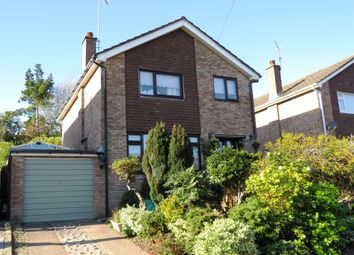 Thumbnail 4 bed detached house for sale in Barberry Rise, Penarth
