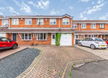 Thumbnail 4 bed semi-detached house for sale in Ewhurst Close, Willenhall